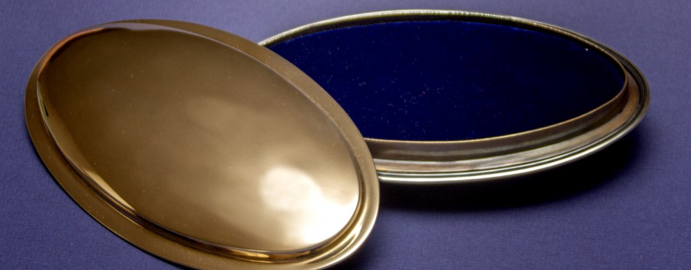 Oval Treasure Box